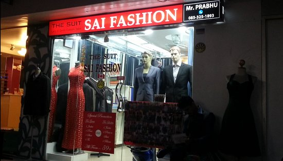The Suit Sai Fashion