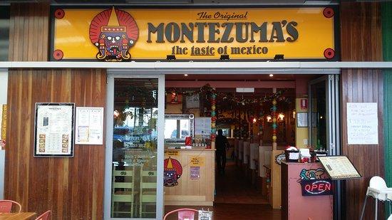 Montezuma's Redcliffe