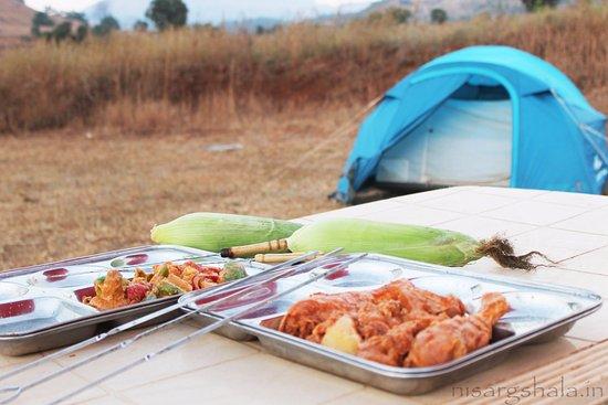 Camping @ Nisargshala