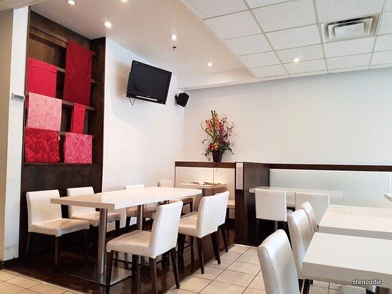 Richmond Hill, Καναδάς: Inside of the restaurant