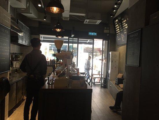 Graham Street Hong Kong Restaurants