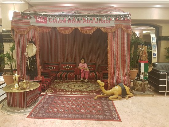 Mercure Abu Dhabi Centre Hotel: 20161030_182937_large.jpg