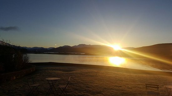 Sleat, UK: Sunrise