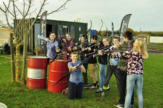 Keynsham, UK: Brilliant for kids parties