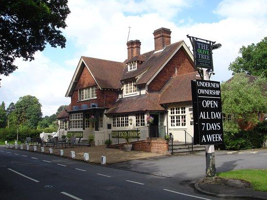 Good Restaurants Near Guildford Surrey