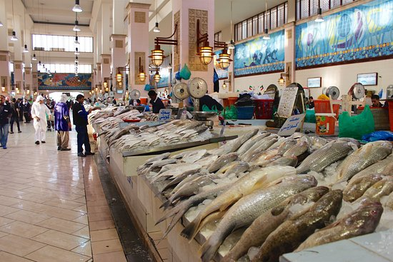 The Fish Market (Kuwait City) - 2019 All You Need to Know