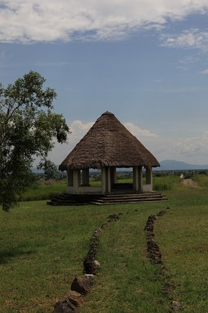 Queen Elizabeth National Park, Uganda: quenn's pavillon