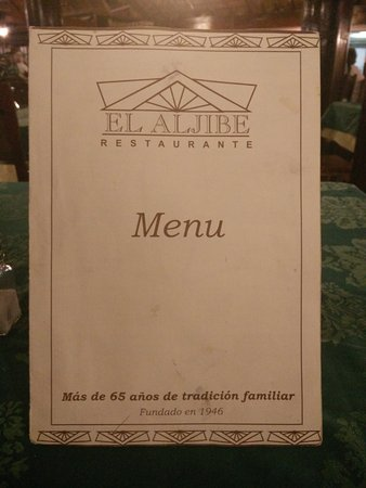 El Aljibe : IMG_20161130_191635_large.jpg