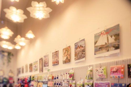 Ceske Budejovice, Repubblica Ceca: Paper shop