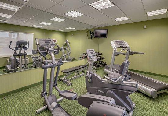 Jacksonville Beach, فلوريدا: Fitness Center
