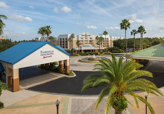Fairfield Inn & Suites Orlando Lake Buena Vista in the Marriott Village: Marriott Village Orlando