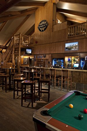Kananaskis Country, Καναδάς: Woody's Bar & Grill
