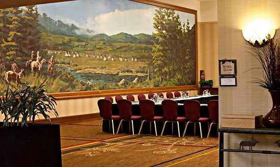 Kananaskis Country, Καναδάς: Meeting Room