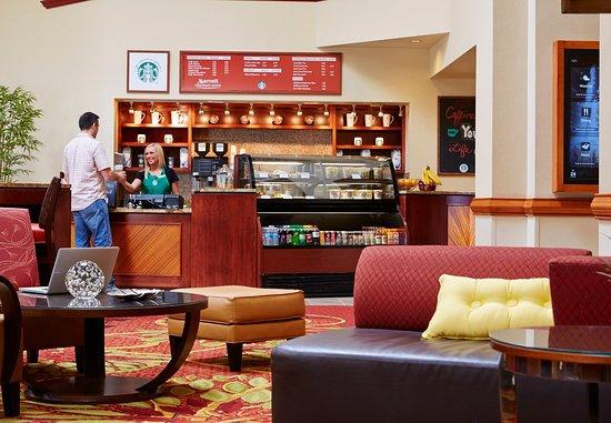 Hoffman Estates, IL: Marriott Greatroom Coffee Bar