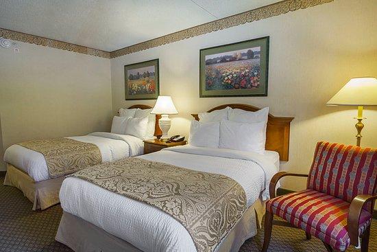 Painesville, Огайо: Double Bedroom