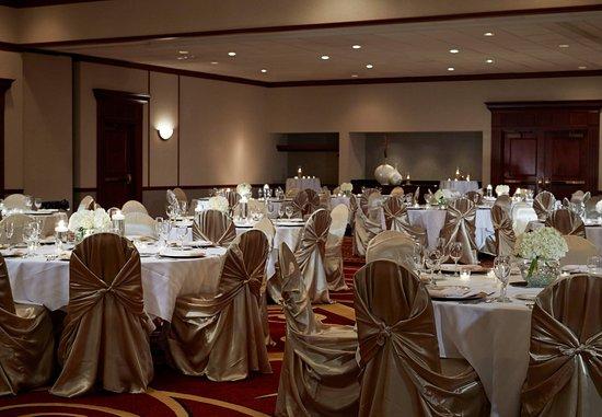 Cranberry Township, Pensylwania: Ballroom - Social Event Setup