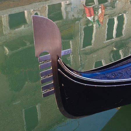 Ferro Da Gondola.Ferro Di Prua Della Gondola Picture Of Jm Walking Tour