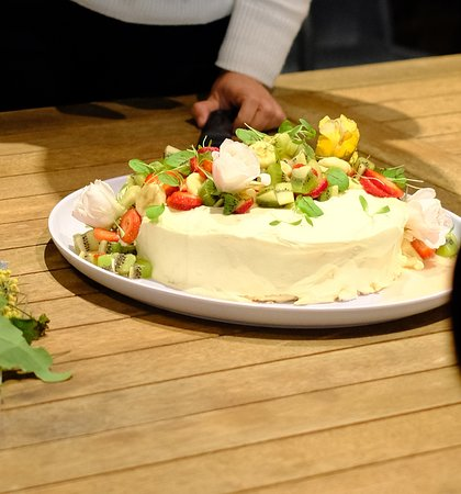 Penneshaw, Australië: birthday cake