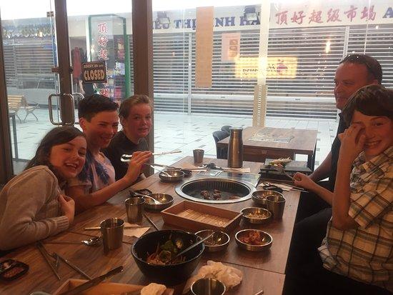 Korean Restaurant Springvale