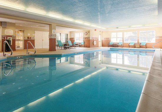 State College, Pennsylvanie : Indoor Pool