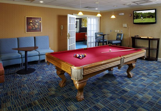State College, Pensylwania: Billiard Room