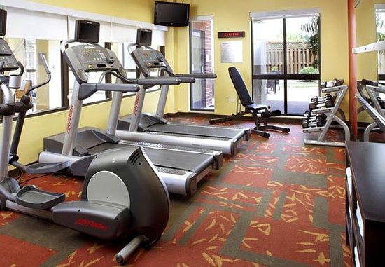 Stow, OH: Fitness Center
