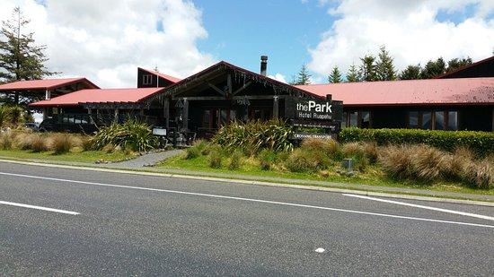 Национальный парк Виллидж, Новая Зеландия: The Park Hotel Ruapehu