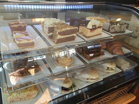 Springsure, Australien: Sandwiches & Cakes