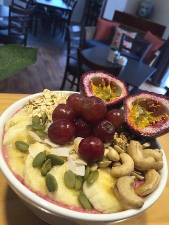 Springsure, Australien: Delicious healthy breakfast