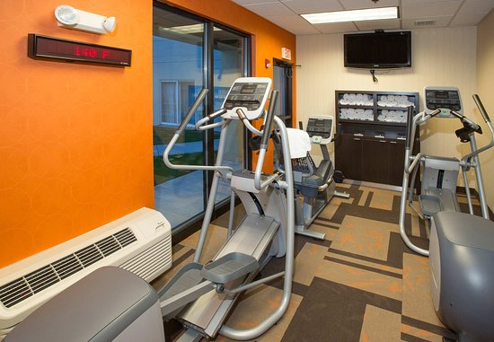 Raynham, Массачусетс: Fitness Center - Cardio Equipment