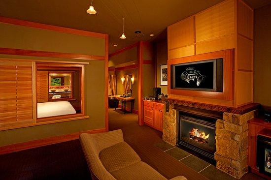 Γούντινβιλ, Ουάσιγκτον: Nicer Suite