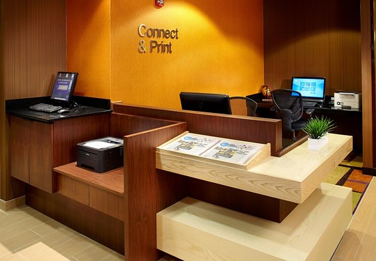 Parsippany, NJ: Business Center