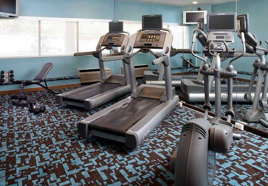 Parsippany, نيو جيرسي: Fitness Center