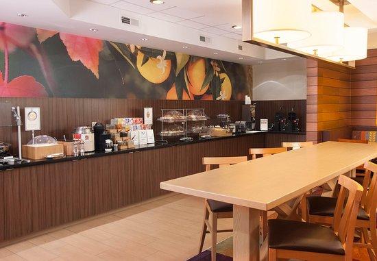 Gastonia, Carolina del Norte: Breakfast Buffet