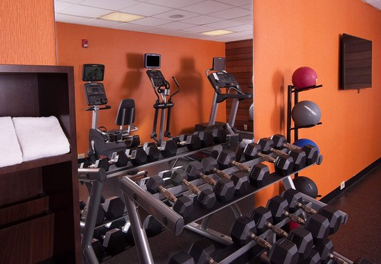 Gastonia, NC: Fitness Center