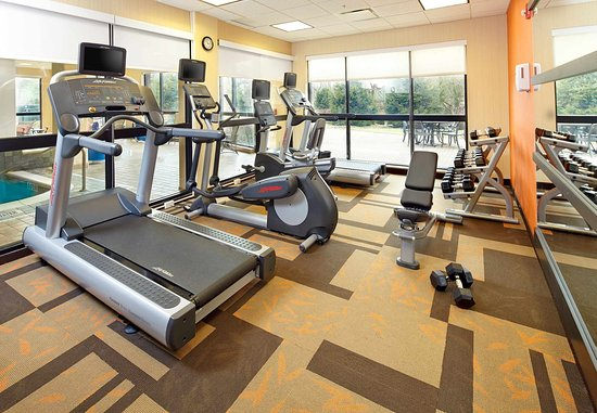 Greensburg, PA: Fitness Center