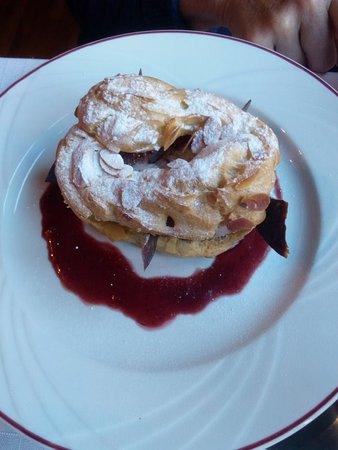 Cardroc, France : Paris-Brocéliande (dessert)