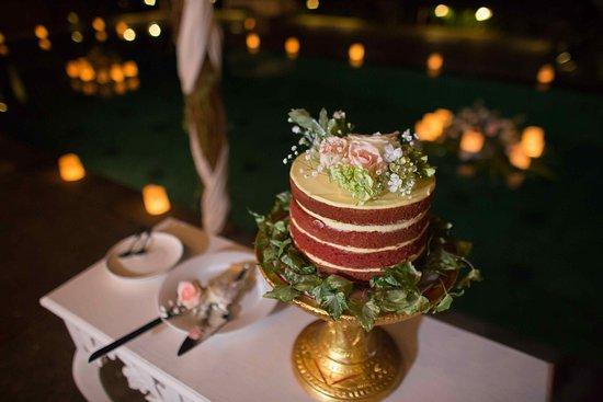 Mas, Индонезия: Perfect setting for a magical wedding
