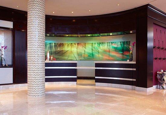 Renaissance Fort Lauderdale-Plantation Hotel: Front Desk