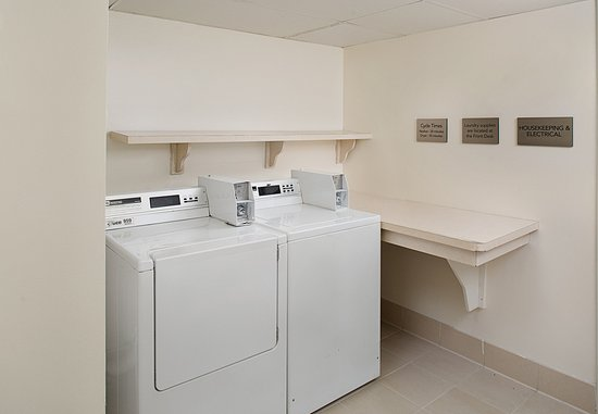 Vallejo, Kalifornien: Guest Laundry Room