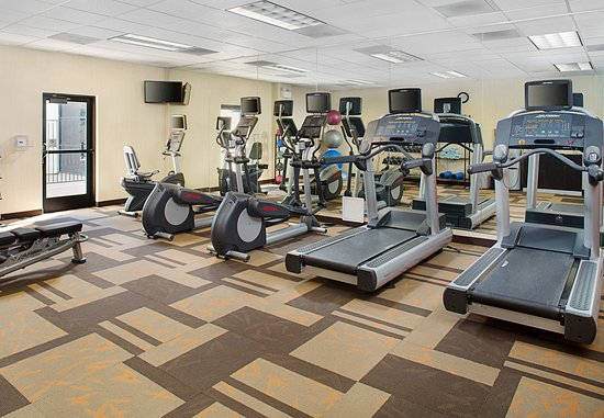 Vallejo, CA: Fitness Center