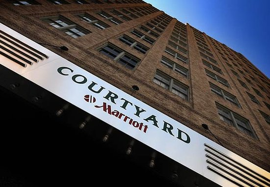 Courtyard Fort Worth Downtown/Blackstone: Entrance