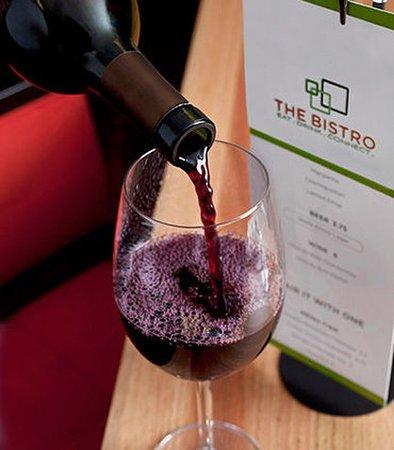 Courtyard Frederick: The Bistro Bar