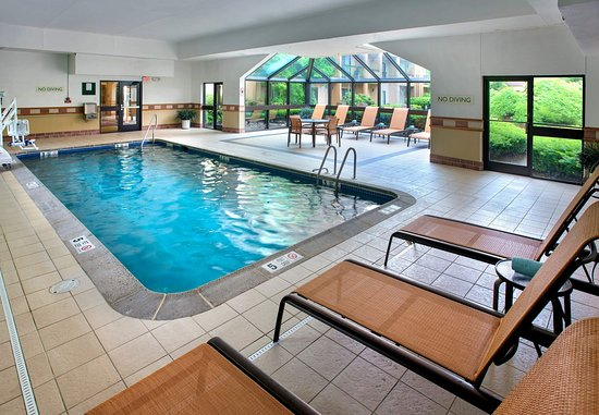 Red Bank, NJ: Indoor Pool