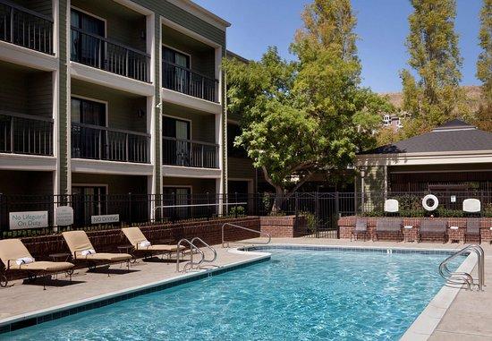 Larkspur, Californien: Outdoor Pool