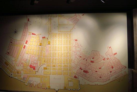 Lisboa Story Centre: Pombal's plans