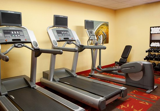 Norwood, MA : Fitness Center