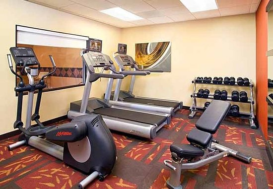 Fountain Valley, CA: Fitness Center