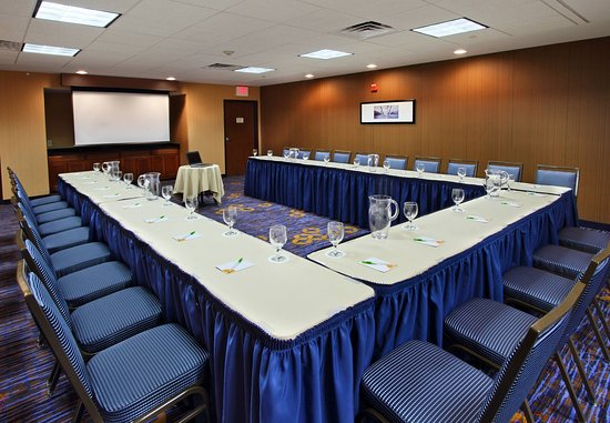Mount Arlington, Nueva Jersey: Meeting Room – U Shape