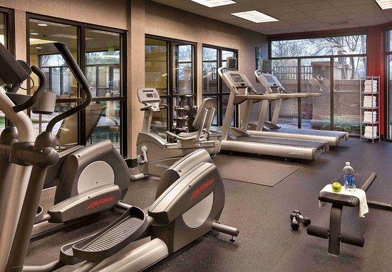 Tukwila, WA: Fitness Center